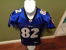 Torrey SMITH Baltimore Ravens short SEWN football jersey size YOUTH SMALL
