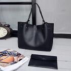 Women Genuine Leather Tote Bag Shoulder Handbag Purse Daily Causal Shopper New