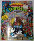 TMNT Teenage Mutant Ninja Turtles WACKY ACTION HEAD SPINNIN' BEBOP 1991 W/CASE