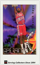 1995 Futera NBL Trading Cards Star Challenge #7: Butch Hays