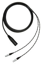 Corpse Cable for FOCAL UTOPIA Headphones / Balanced 4-Pin XLR / 10 Feet Length