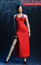 "1/6 Ada Wong Resident Evil Dress Shoes Accessories Set For 12"" PHICEN Figure USA"