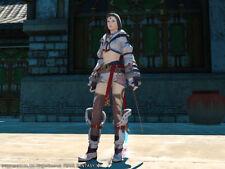 FINAL FANTASY XIV FFXIV FF 14 Item Character - Nezha Lady's Attire / not GIL