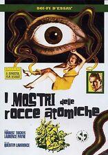 I mostri delle rocce atomiche (1958) DVD
