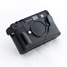 Zeiss Ikon ZI ZM Rangefinder Patagonean Case Must See 100% hand made!!!
