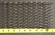 Baumann Heavy Duty Steel Helical Compression Spring 4-7/16 Free Length Lot of 10