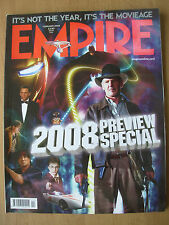 EMPIRE FILM MAGAZINE No 224 FEBRUARY 2008 MOVIE PREVIEW SPECIAL