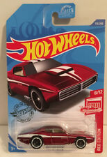 HotWheels 2020 Target Red Edition Custom Otto