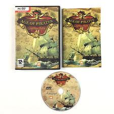 Jeu Age of Pirates : Caribbean Tales Sur PC