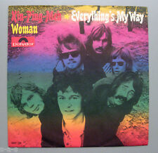 "Kin Ping U-Everything 's My Way/Woman POLYDOR 7"" single"