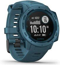Garmin Instinct Sport-Smartwatch petrolblau wasserdicht - Sehr guter Zustand