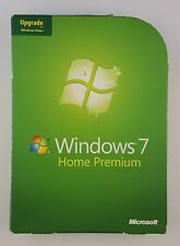 Microsoft Windows 7 Home Premium Upgrade von Vista 32/64 Bit Deutsch GFC-00119