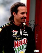 Kyle Petty Signed NASCAR 8x10 Matte Photo Upper Deck Authenticated With Card