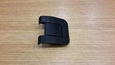 GENUINE BMW 3 E46 TOURING 98-05 REAR SEAT BLACK ISOFIX MOUNT COVER 52207008490