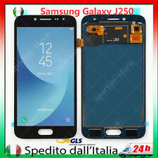 DISPLAY PER SAMSUNG GALAXY J2 J250 SM-J250F LCD VETRO SCHERMO TOUCH SCREEN NERO