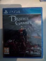 death's gambit ps4 ps4 playstation 4 neuf