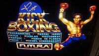 Panza Kick Boxing / Futura 1990 Original Commodore AMIGA Spiel Anleitung Works