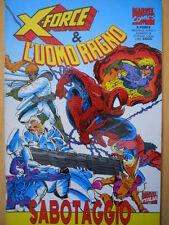 X-Force & L'Uomo Ragno n°2 1994 ed. Marvel Italia  [G.163]