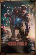 Movie Poster Iron Man 3 ~ Tony Stark Robert Downey Jr. House Party