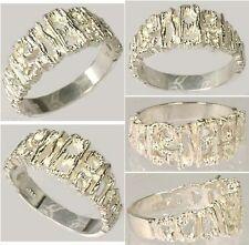 HiQuality Sterling Designer Ring Ancient Roman Emperor Julius Caesar's Britannia