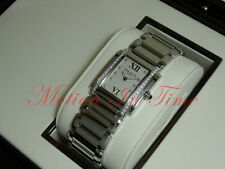 Patek Philippe 4910/10a Ladies' Twenty-4 Stainless Steel with White Diamond Dial