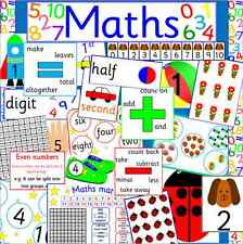 Bumper Maths Resource TO PRINT - NUMERACY, DISPLAY- KS1