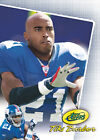2004 TIKI BARBER ETOPPS IN HAND CHROME-LIKE