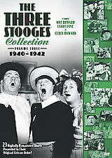 The Three Stooges Collection - Vol. 3: 1940-1942  *New* (DVD, 2008, 2-Disc Set)