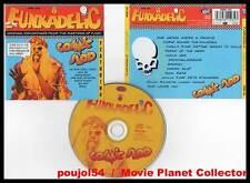 """FUNKADELIC """"Cosmic Slop"""" (CD) G.Clinton 2000"""