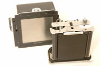 HASSELBLAD TWO A24 FILM BACK+INSERT. 500 & 200 SERIES.