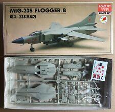 ACADEMY 1621 - MiG-23S FLOGGER -B - 1/72 PLASTIC KIT