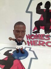 SOCCER STARZ FRANCE SISSOKO BLUE BASE LOOSE