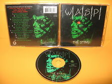 CD W.A.S.P. - THE STING