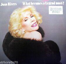 JOAN RIVERS What Becomes A Semi Legend Most? LP