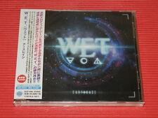 2018 W.E.T. Earthrage with Bonus Track JAPAN CD