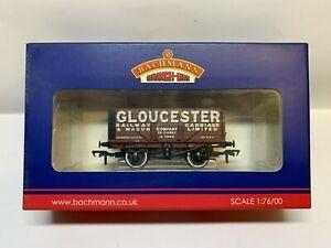Bachmann 37-2012K 7 Plank Wagon Gloucester - OO Gauge - Rolling Stock