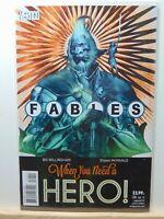 Fables #124 Vertigo Comics CB8407