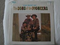 THE BEST OF THE SONS OF THE PIONEERS VINYL LP RCA VICTOR ALBUM COOL WATER, EX