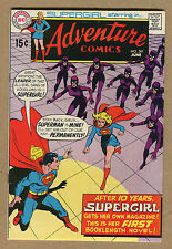 Adventure Comics #381 - Supergirl Begins/1st Solo Series - 1969 (Grade 7.0) WH