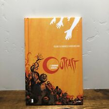 SDCC Exclusive Outcast Hardcover Vol 1 Signed Remarked Sketch Art Paul Azaceta