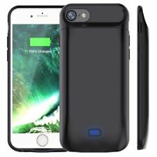 7200mAh Smart Power Battery Case Charger Bank Pack Back Cover for iPhone 7Plus
