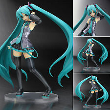 Anime VOCALOID Hatsune Miku 1/8 Scale Painted Figures Megurine Luka Collect Toys