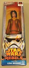 Star Wars Rebels Hero Series 10 Inch Ezra Bridger Brand New Aus 2014 Hasbro
