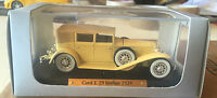 "DIE CAST "" CORD L 29 BERLINE - 1929 "" 1/43 AUTO ELITE SCALA 1/43"