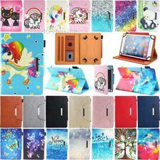 """Универсальный магнитный кожаный корпусный Чехол для 7"""" 8"""" 9.7"""" 10.1"""" 10.5 планшет Android"""
