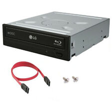 LG WH14NS40 14X Internal Blu-ray DVD CD M-Disc Burner Re-Writer Drive+SATA Cable