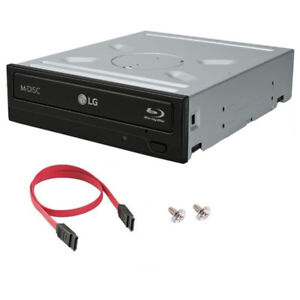 LG WH14NS40 14X Internal Blu-ray M-DISC Support Burner CD DVD BDXL ReWriter