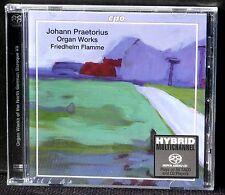 CD Johann Praetorius Organ works Friedhelm Flamme Comme neuf CD & BX M.