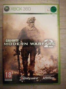 Call of Duty : Modern Warfare 2 Jeu Microsoft xbox 360