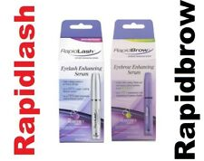 NEW IN BOX!!! RapidLash Eyelash Serum 3ml & Rapidbrow Eyebrow Serum 3ml Set